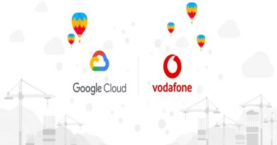 Vodafone with Google cloud
